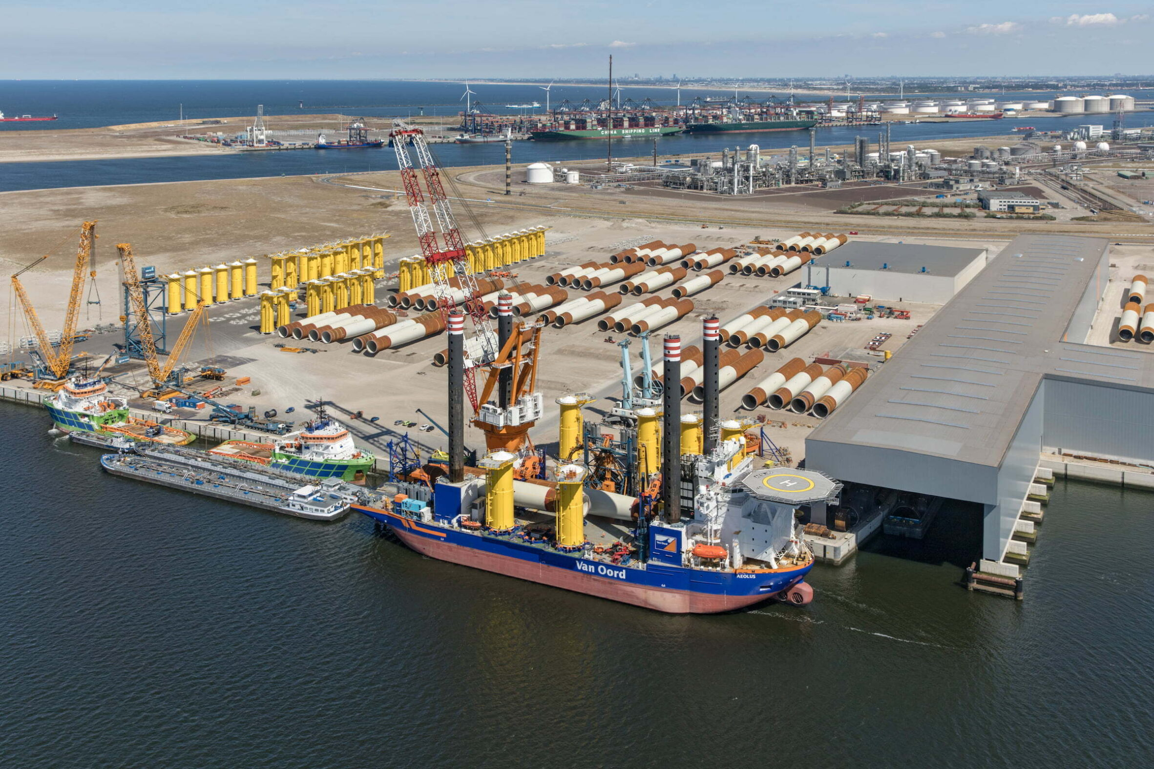 Marshalling Logistics FF92585